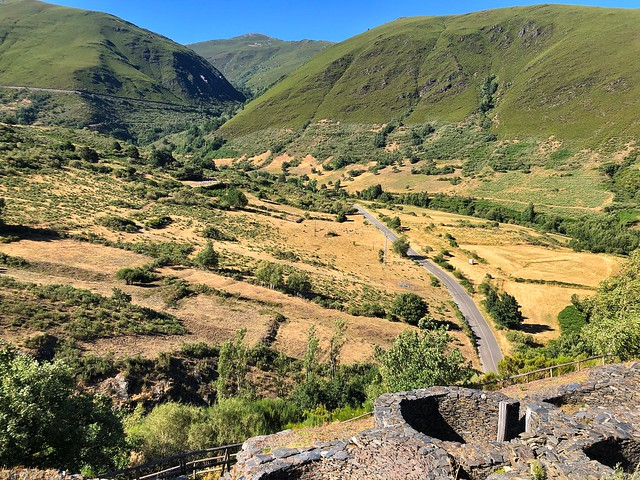 Valle de Fornela (Ancares leoneses)