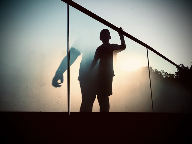 """ My Shadow Friend "" by Mirela Momanu"