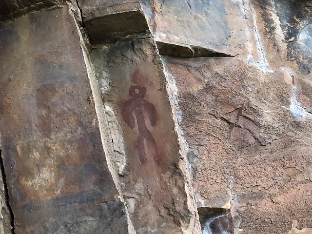 Pinturas rupestres de Sésamo (Ancares leoneses)
