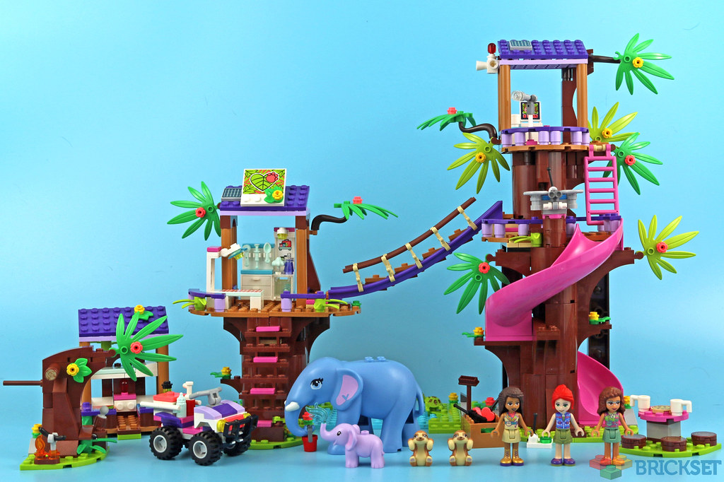 NEW LEGO SLOTH 41424 Friends Jungle Rescue Base minifigure minifig animal 41424