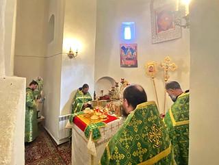 11.08.2020 | Престольный праздник в Николо-Косинском монастыре