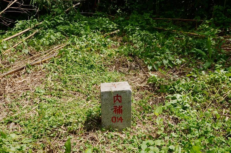 壢西坪(壢瀝坪)內政部二等三角點補點(# 內埔014 Elev. 523 m) (1)