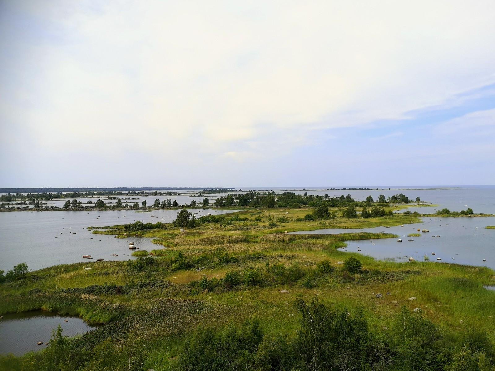 Merenkurkku saaristo