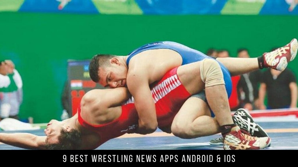 9 Best Wrestling News Apps Android & iOS