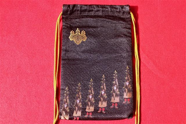 豊国神社の御朱印帳袋