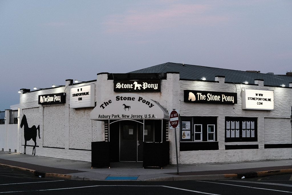 Stone Pony @ The Blue Hour