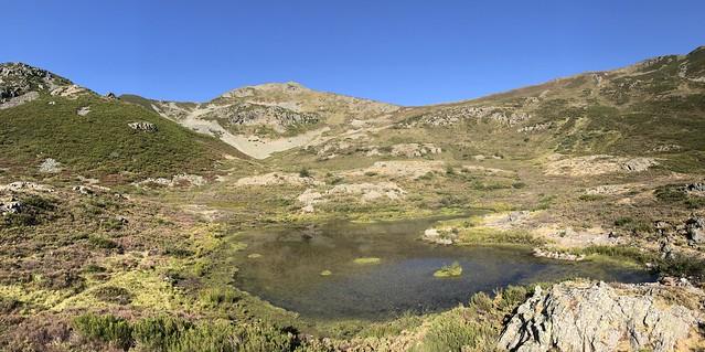 Laguna en Los Ancares