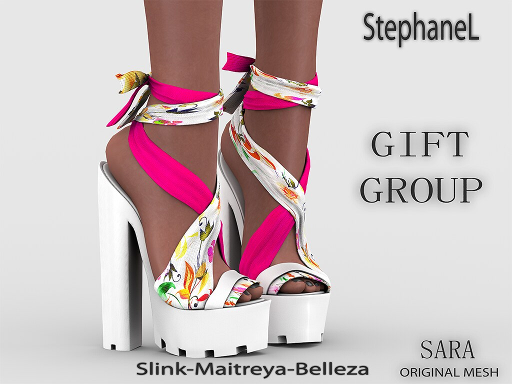 GIFT [StephaneL] SARA SHOES