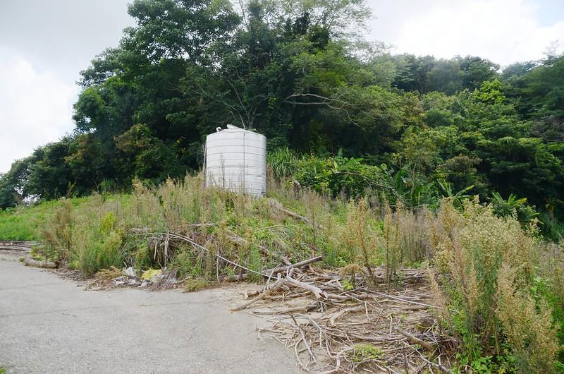舊砲台山開墾地蓄水槽