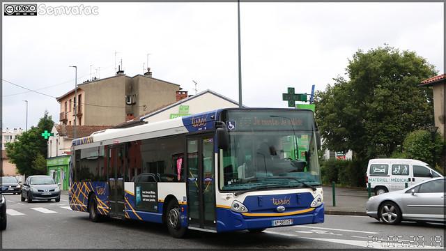 Heuliez Bus GX 327 – Tisséo Voyageurs / Tisséo n°0636