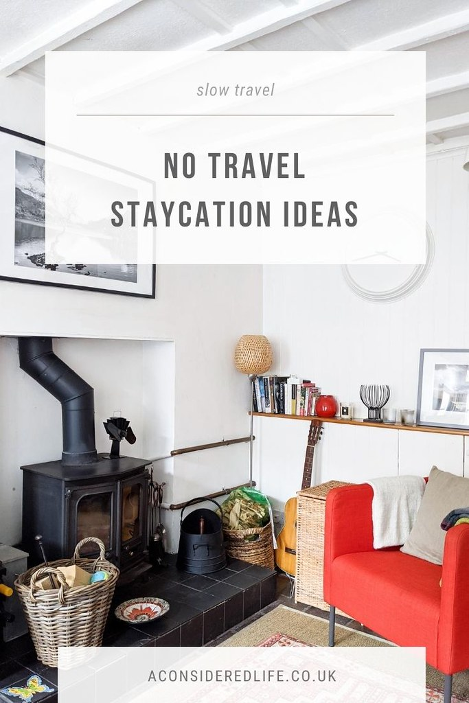 No Travel Staycations