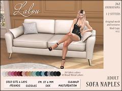 Lalou - Sofa Naples @ FameshedX