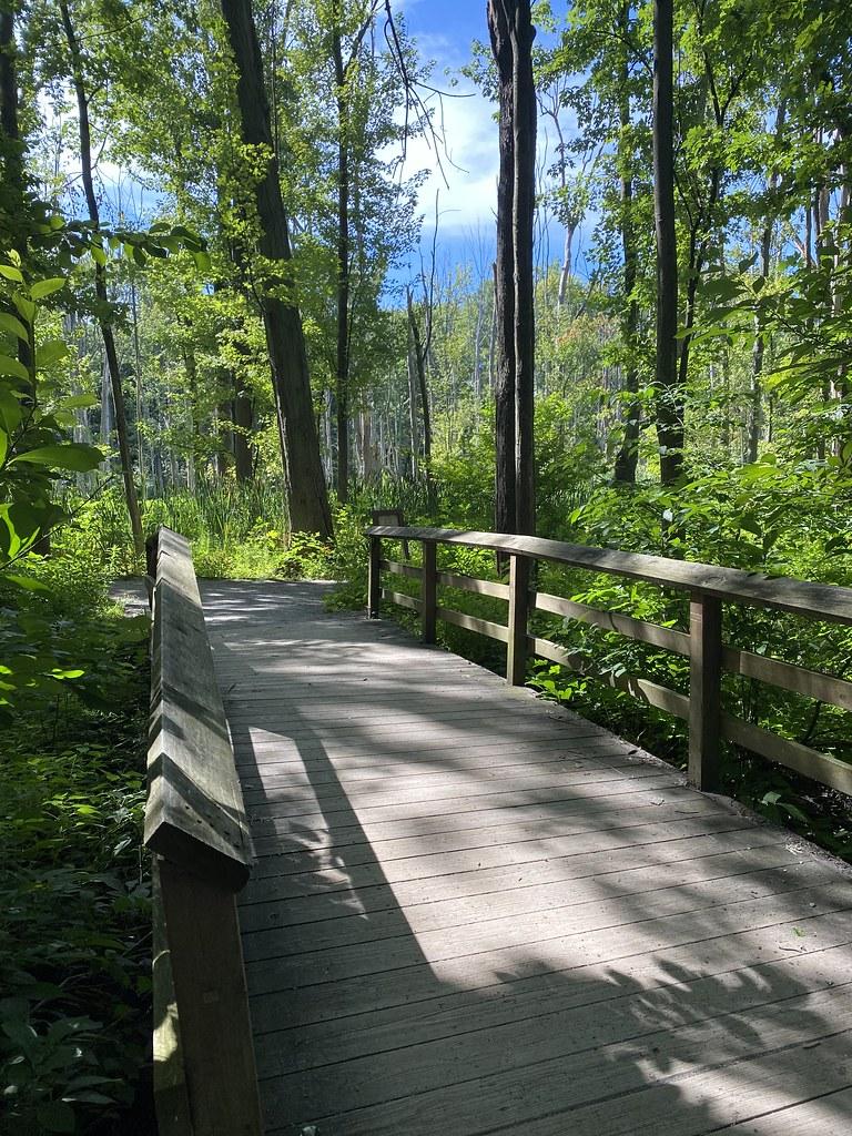 Tinker Nature Park Rochester, NY