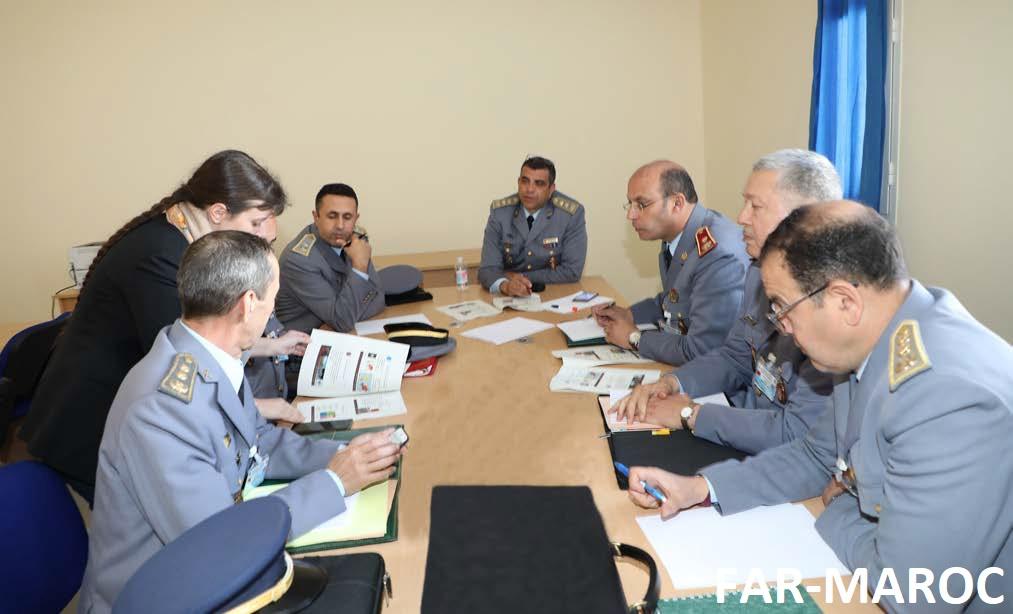 La Formation au Sein des Forces Armées Royales du Maroc 50217840227_403e8662a8_o