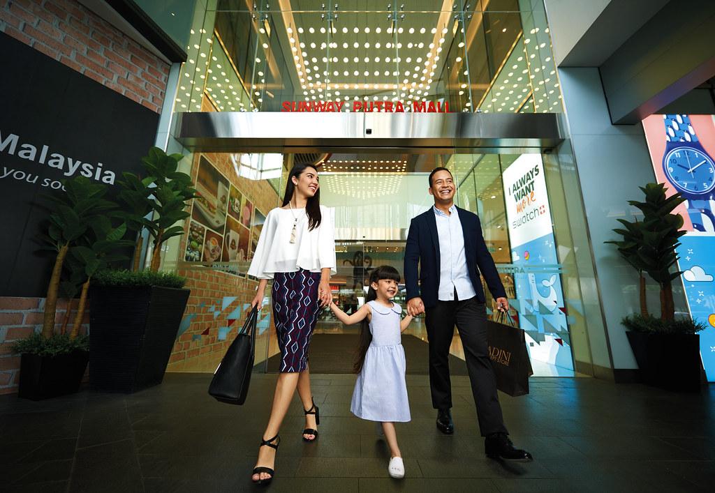 Sunway Putra Hotel Mall Link