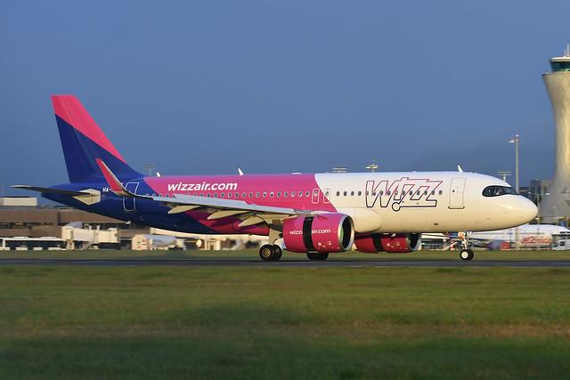 HA-LJE Airbus A320-271N EGPH 17-07-20