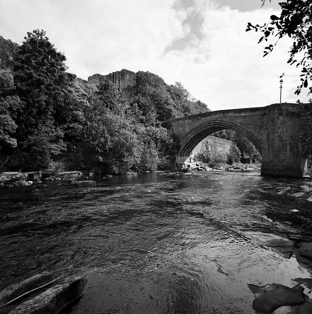 16th cebtury bridge over the Tees River