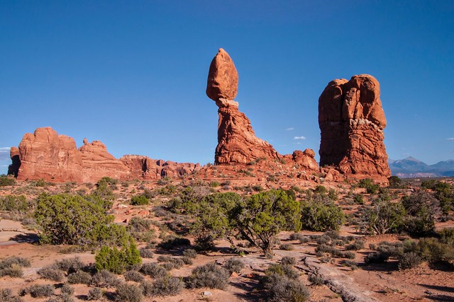 In the Balance, Arches National Park