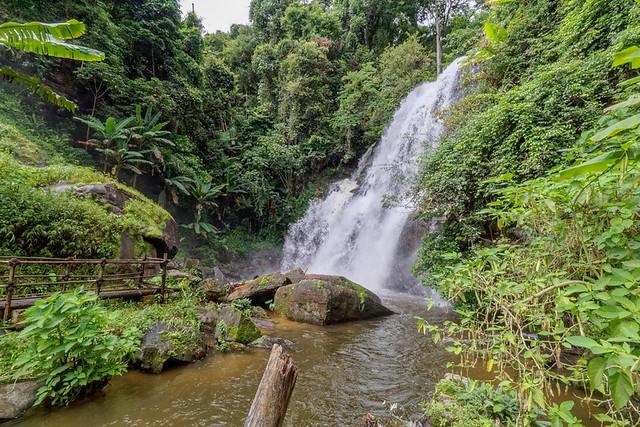 Pha dok siew nature trail - Doi Inthanon National Park - OnaKuneVie