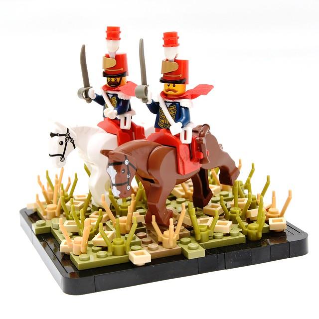 2nd 'Duke of Greenbourgh's' Hussars