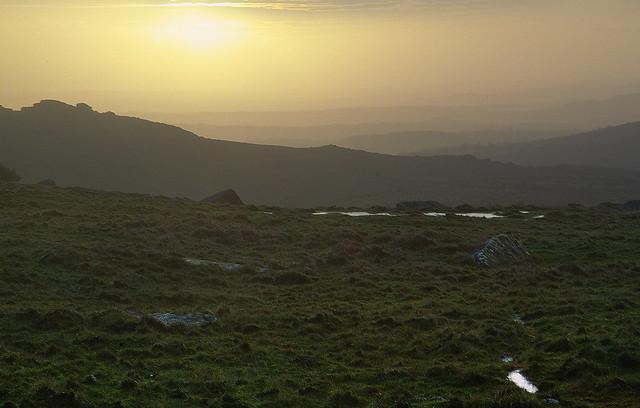 Dartmoor light