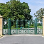 Gates to Moor Park, Preston