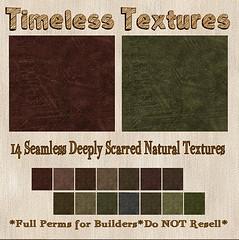 TT 14 Seamless Deeply Scarred Natural Timeless Textures