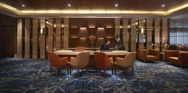 Sunway Putra Hotel Reception