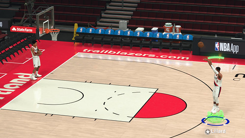 NBA 2K21 Dame Shot | by PlayStation.Blog