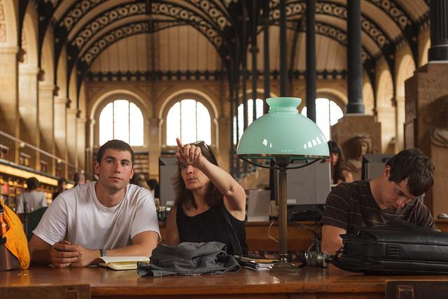 paris - bibliothèque sainte-geneviève (2012) 4
