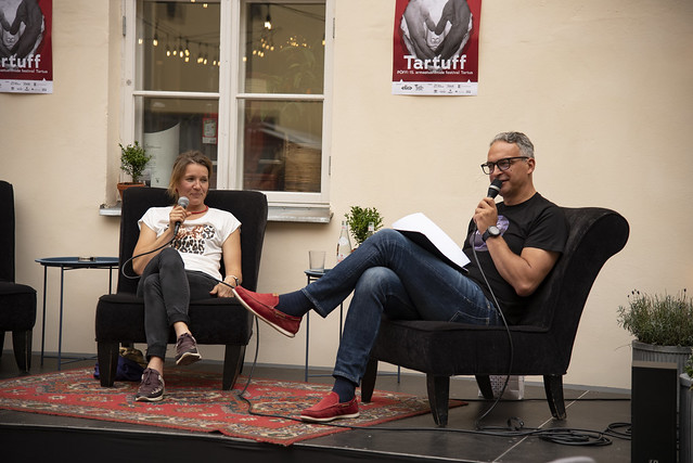 Vestlus filmikunstniku Katrin Sipelgaga 12.08.2020 Tartuff