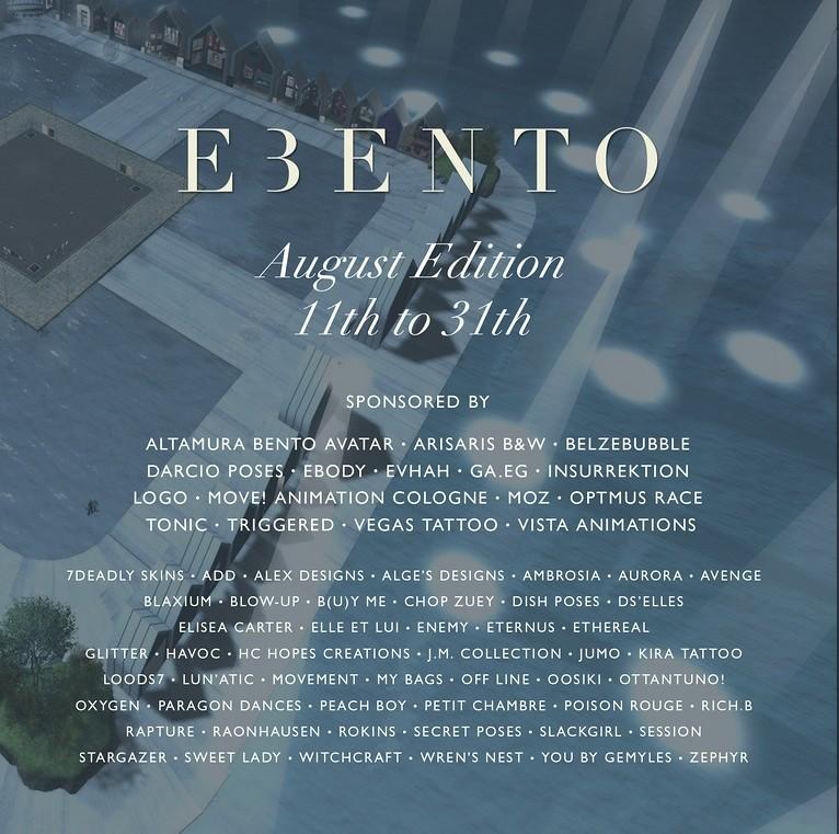 eBento - August 2020