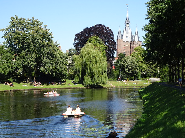 Summer in Zwolle