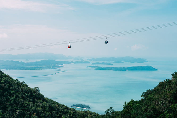 Activities on Langkawi