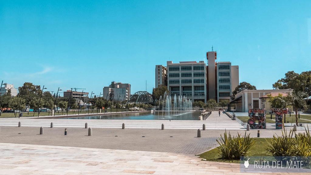 Plaza del Bicentenario y Centro Cívico San Juan