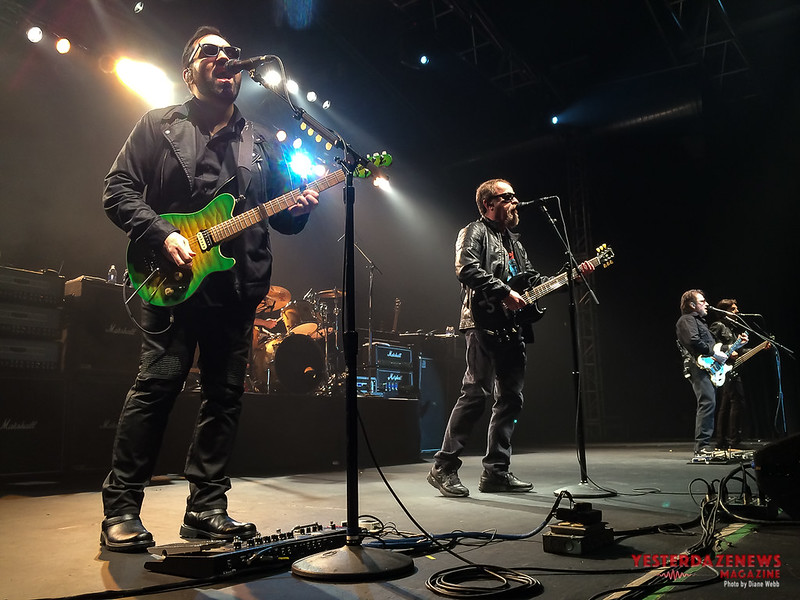 Blue Oyster Cult 2016 - Photo By Diane Webb-6