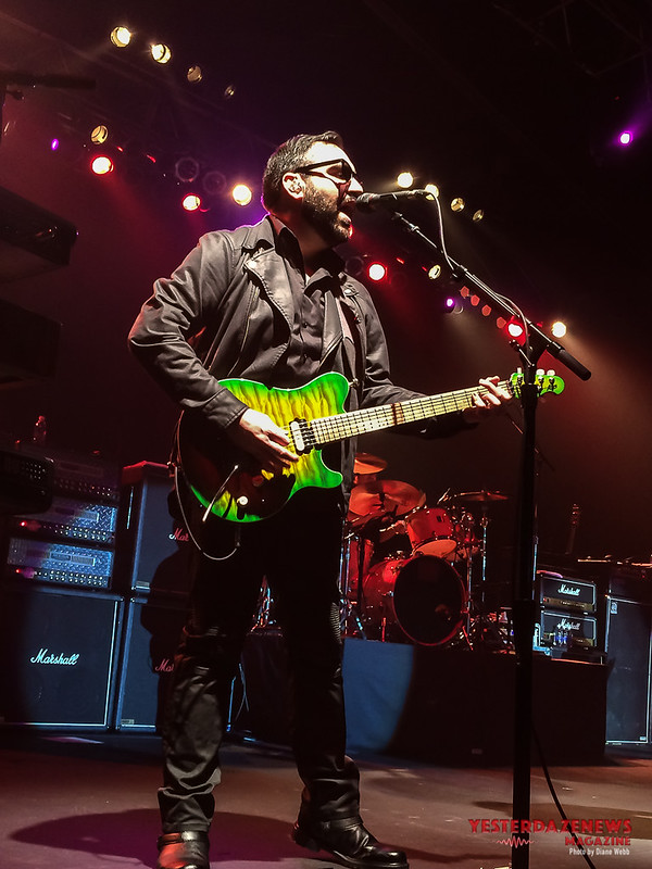 Blue Oyster Cult 2016 - Photo By Diane Webb-5