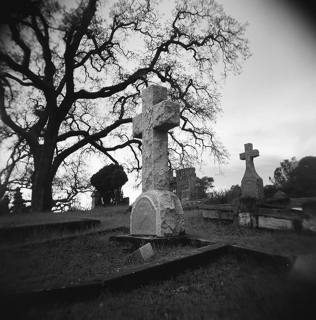 Mt. Olivet Cemetery, San Raphael, CA