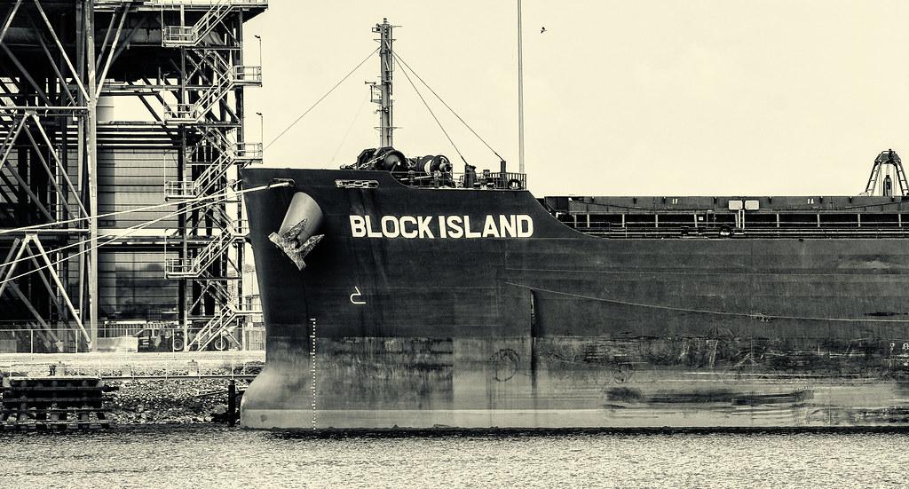 Block Island--Mono