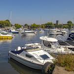 Tuckton boats