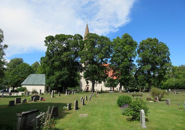 Klinte church