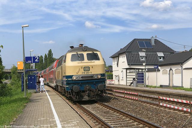 Südbahn in Reinkultur