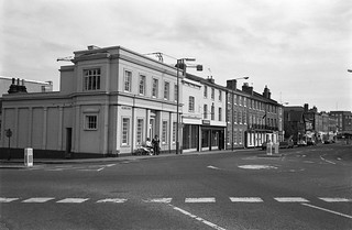 Clarence St, Staines, Middx, 1987, Spelthorne 87-10i-26-positive_2400
