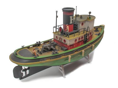 Lindberg tugboat