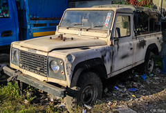 Land Rover Defender 110 Pickup,Dhaka,Bangladesh .