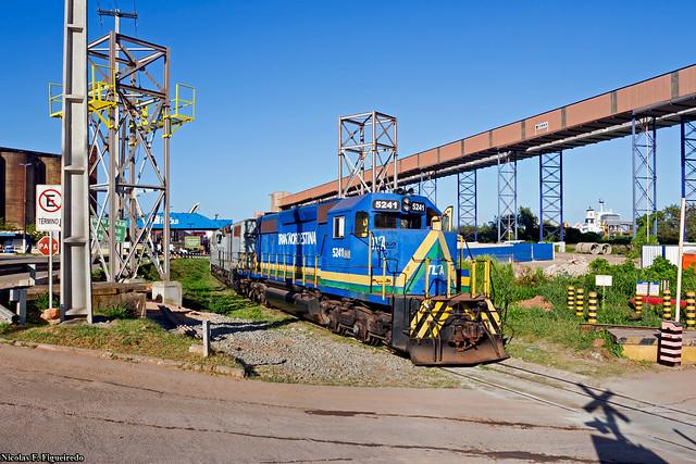 EMD SD40-3, Transnordestina S.A.