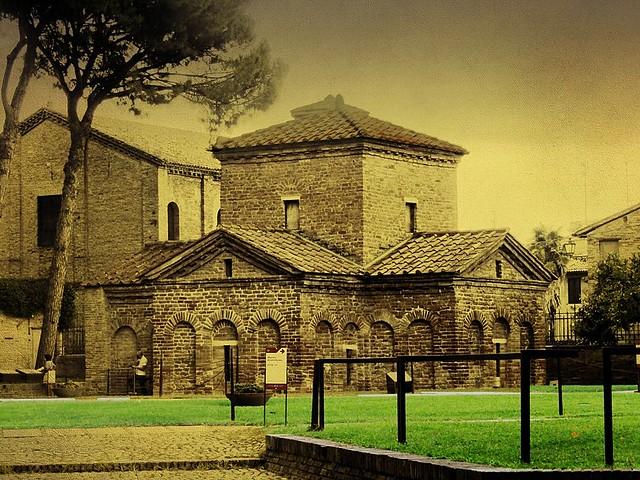 Ravenna mausoleo Galla Placidia