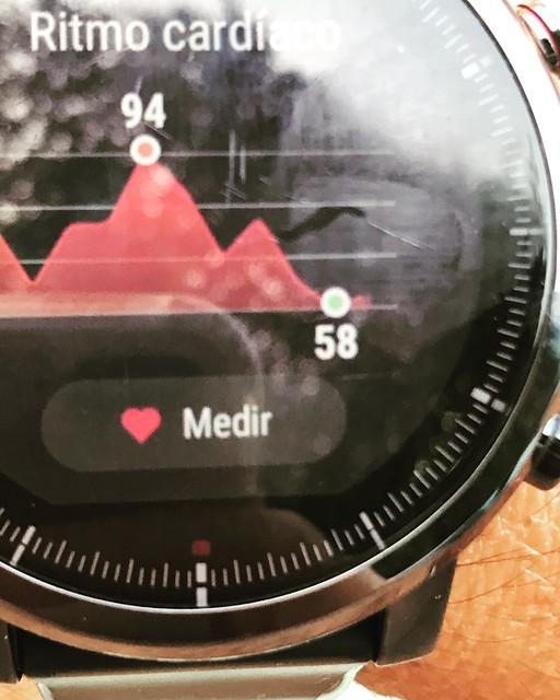 Ritmo cardíaco de 58 pulsaciones por minuto: La mejor medida de la #AlicanTerapia
