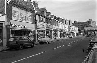 High St, Staines, Middx, 1987, Spelthorne 87-10h-11-positive_2400