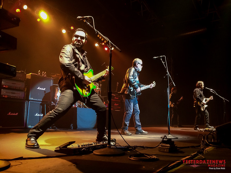 Blue Oyster Cult 2016 - Photo By Diane Webb-3
